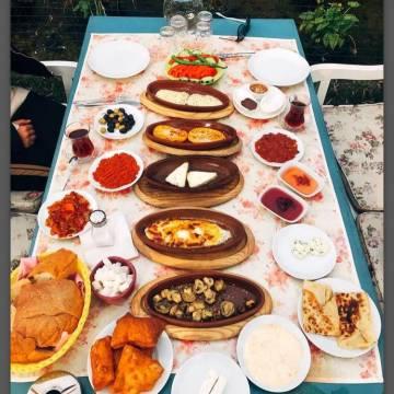 Kırkpınar Çerkes Köy Kahvaltısı