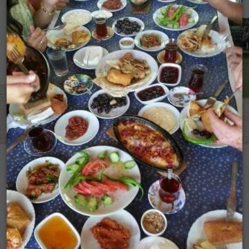 Kırkpınar Çiftlik Restaurant Kahvaltı