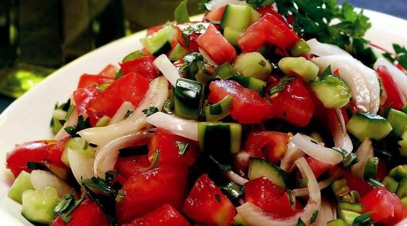 Tatlı ve Salatalar